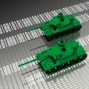 Rat sajber dugmićima