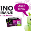 Orion Ring - aplikacija za jeftino telefoniranje