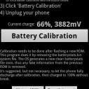Pregled Android aplikacija - Battery Calibration