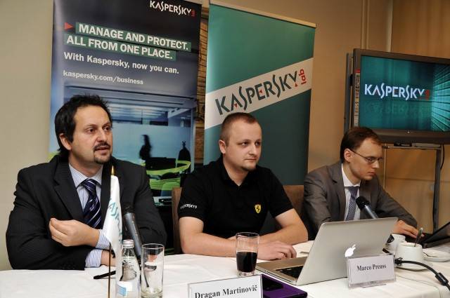 Photo: Kaspersky