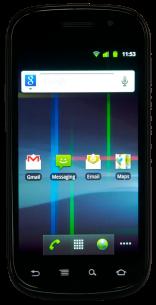 Google-ov Nexus S je prvi imao Android verziju 2.3, Gingerbread