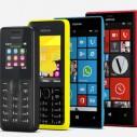 Nokia predstavila četiri nova telefona