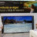 Sony 4K TV stigao u Srbiju