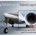 Serija SSD 840 - pametni upgrade računara