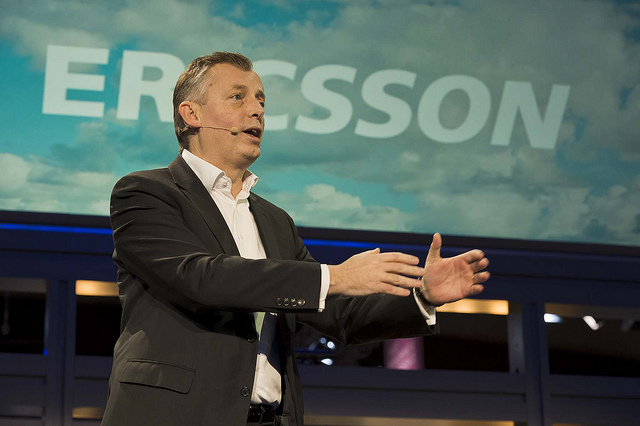 Ulf Ewaldsson, Ericsson CTO (Photo: ericsson)