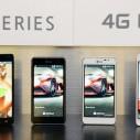 Predstavljena dva telefona LG Optimus F serije