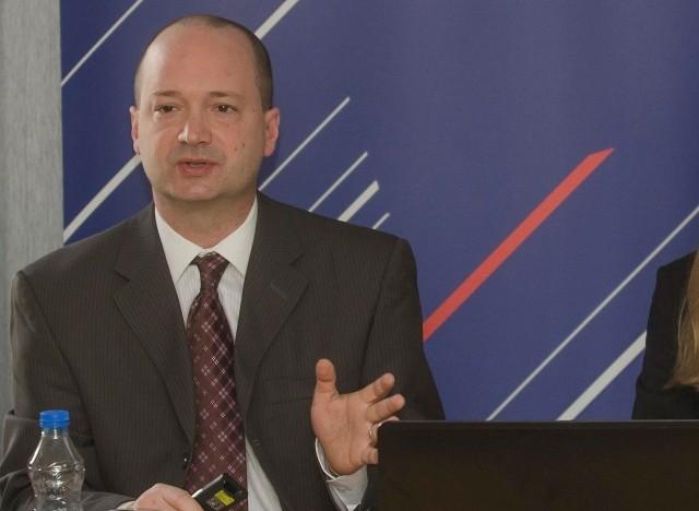 Tomas Vavra, IDC CEMA (Photo: AmCham)