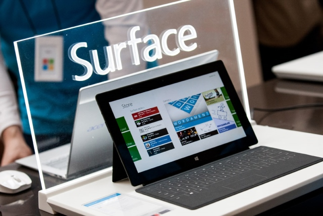 Nvidia: Radimo na novom Surface tabletu