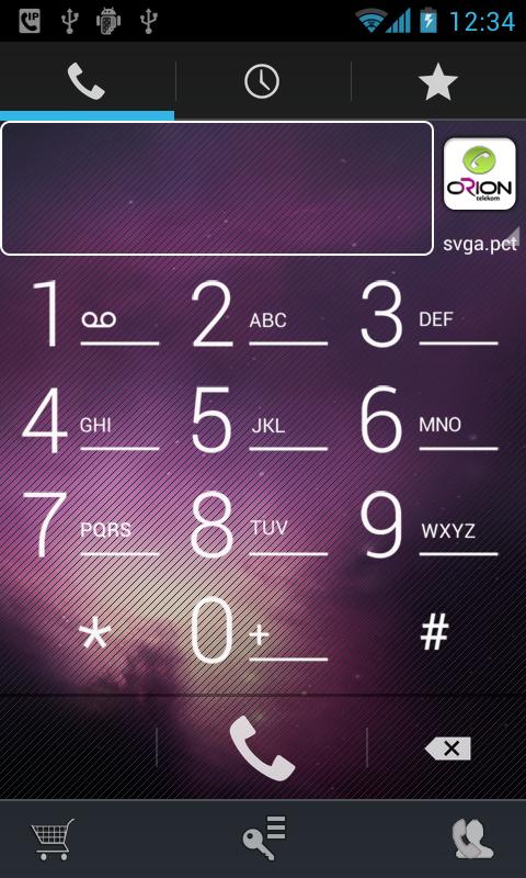 Android aplikacija – Orion Ring     PC Press