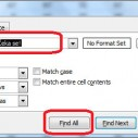 Excel - Formatiranje i popunjavanje praznih polja