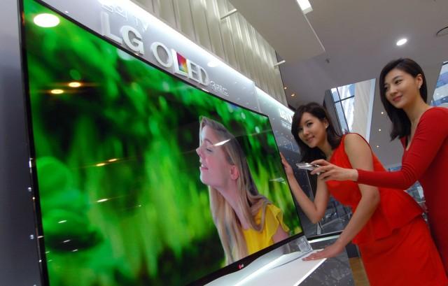 LG_Zakrivljeni OLED televizor_Foto 2