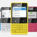 Nokia Asha 210 sa WhatsApp tasterom