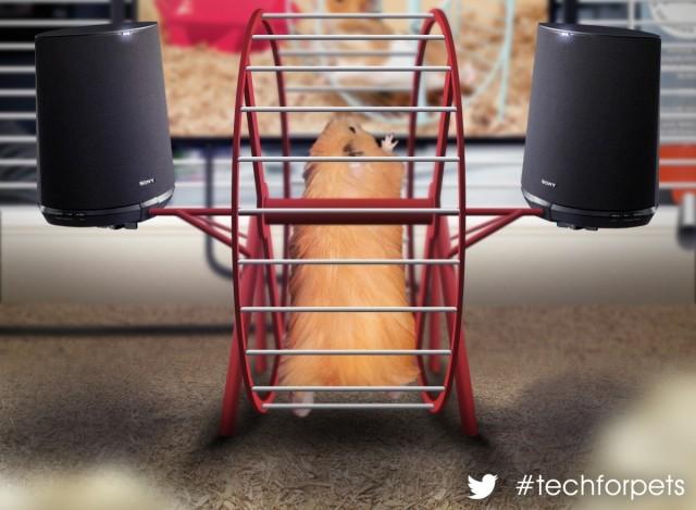 hamster-speakers