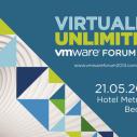 VMware Forum 2013:  Virtuelno neograničeno