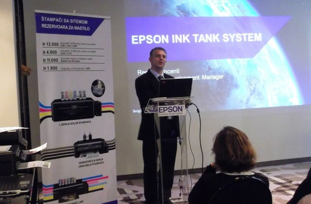 Epson Tampači Sa Ink Tank System Tehnologijom Pc Press