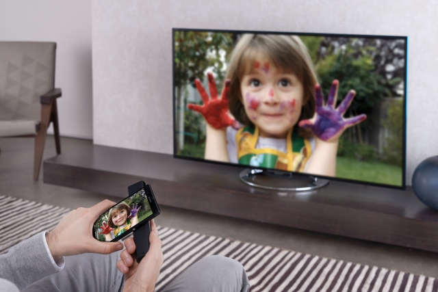 One-touch mirroring opcija W8