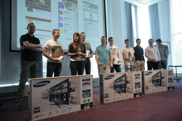 Pobednici Telenor i Samsung takmicenja u pravljenju android aplikacija
