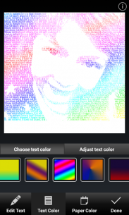 TypoPic Text Photo Effect 3.0
