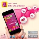 Mobilna aplikacija Delta City