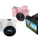 Samsung predstavio fotoaparat NX2000