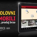 Polovni automobili - aplikacija za tablete