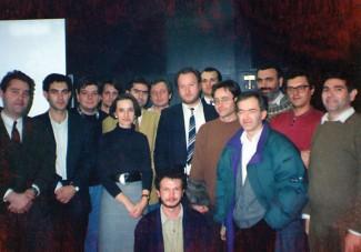 Godina: 1995. Država: SRJ Domen: .YU - Februar, Tehnički odbor Akademske mreže