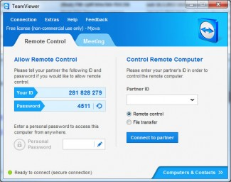 TeamViewer, jedan od najpopularnijih programa za daljinski pristup računaru. Mogućnosti će vam se svideti, cena neće