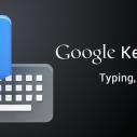 Google Keyboard kao posebna aplikacija