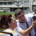 Beograd na mobilnom telefonu