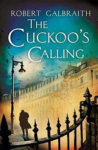 Naslovna strana detektivskog romana koji je pod pseudonimom napisala JK Rowling