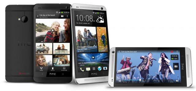 HTC One - BW