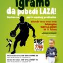 Humanitarni turnir u basketu za malog Lazu