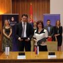 Sporazum Telekoma Srbije i Ministarstva omladine i sporta