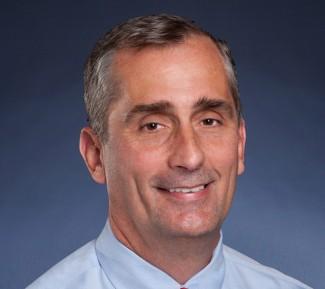 Brajan Krzanič, Intel CEO