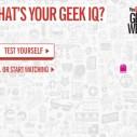 Koliki je vaš Geek IQ?