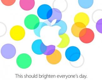 Apple pozivnica 10. septembar