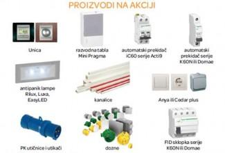 Schneider Electric - proizvodi