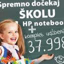 Uz HP notebook, komplet udžbenika za 999 dinara