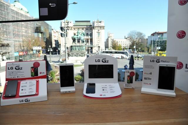 Novi LG G mobilni uredjaji u Srbiji_Fotografija 1