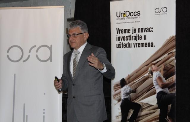 Predstavljanje Unidocs Business Box-a