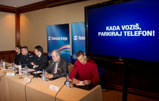 Ivana Spanovic, Slobodan Malesic,Predrag Culibrk, prof. dr Milan Vujanic i Emir Bekric