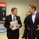 Intelov Džon Dejvis posetio Comtrade