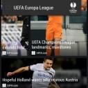 HTC lansirao aplikaciju FootballFeed