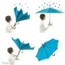 Japanci redizajnirali koncept kišobrana