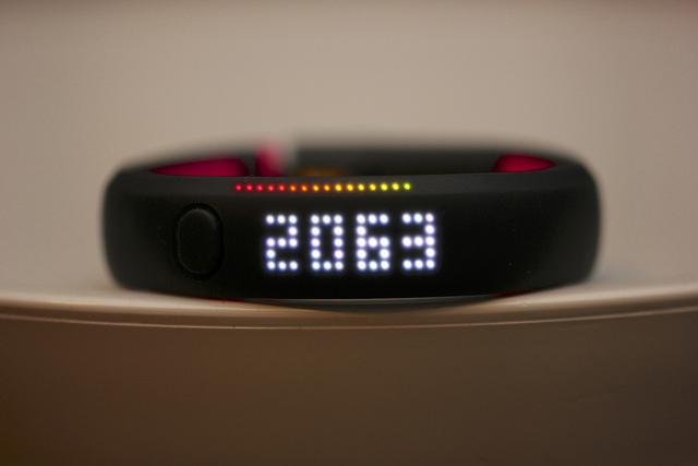 Nike Fuelband (Photo: Kazuhiro/Flickr)