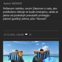 Windows Phone 8 Mondo aplikacija
