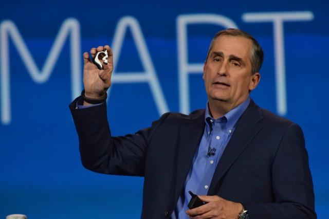 Intel CEO, Brajan Krzanič, na CES-u