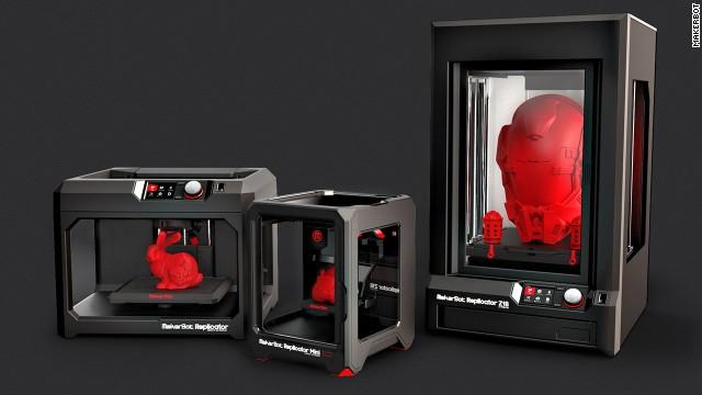 MakerBor, jedan od predstavljenih 3D štampača na ovogodišnjem CES-u