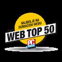 Web top 50 - uživo!