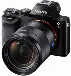 Sony Alpha 7R spreda